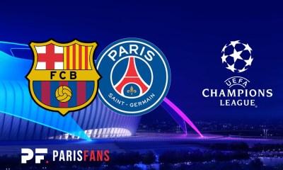 Barcelone/PSG - L'équipe parisienne avec Kean à droite, annonce L'Equipe !