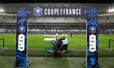 Coupe de France - Le tirage des quarts de finale en direct