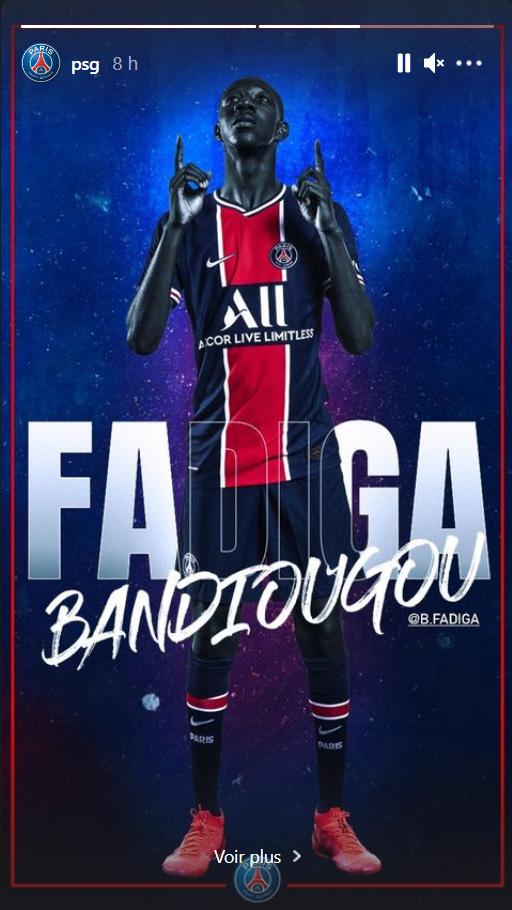 Les images du PSG ce lundi : Entraînement et prêt de Fadiga, inside Lorient/Paris
