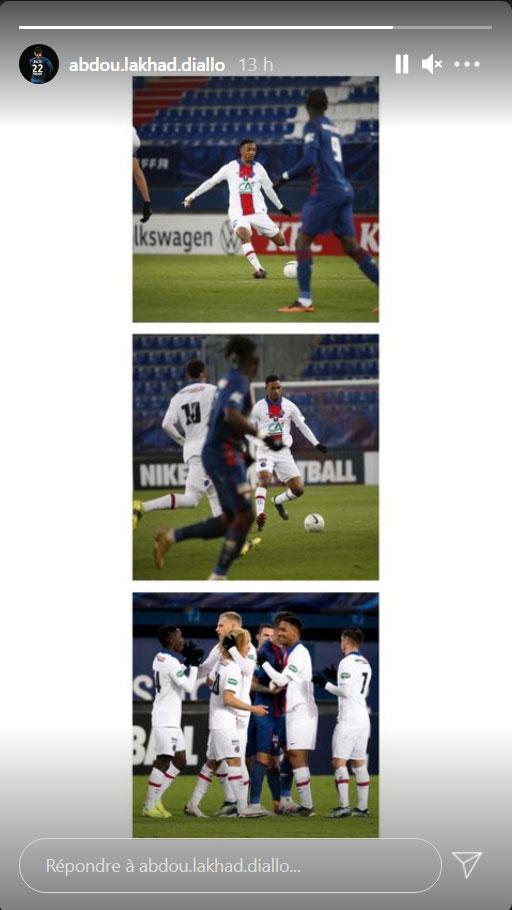 Les images du PSG ce jeudi: Travail de récupération, Blessure de Neymar et Caen/PSG