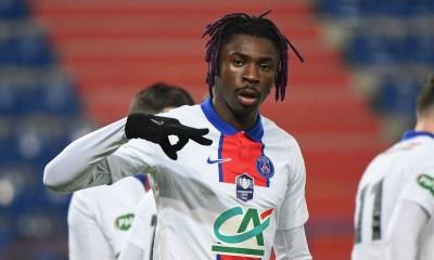 Mercato - Le PSG pourrait garder Kean avec un nouveau prêt, selon ESPN