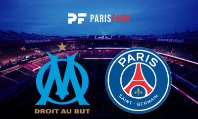 Ligue 1 - M6 propose de diffuser le OM/PSG ce dimanche