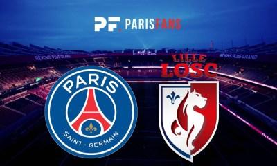 PSG/Lille - L'équipe parisienne selon la presse : Mbappé titulaire et de la rotation