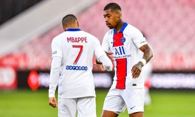 Dijon/PSG - Les propos ambitieux et mobilisateurs de Mbappé à la mi-temps