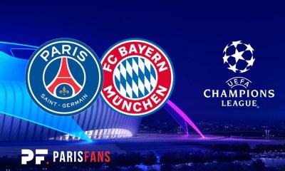 PSG/Bayern - Le point sur le groupe et l'équipe parisienne probable du Parisien