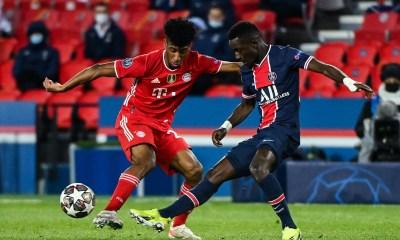 PSG/Bayern - Gueye élu meilleur joueur par les supporters parisiens