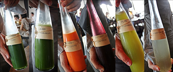 noma juice pairing