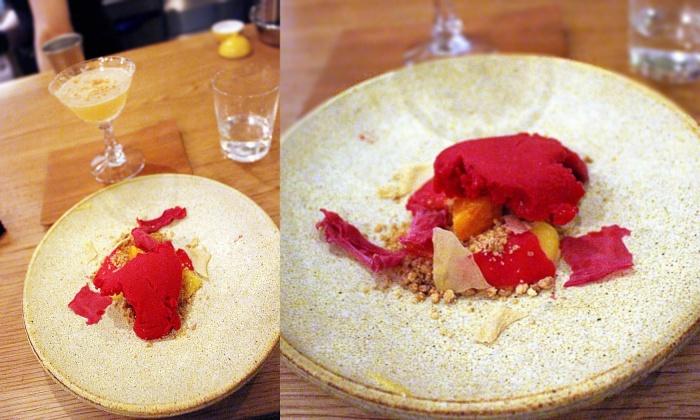 Dersou Paris dessert