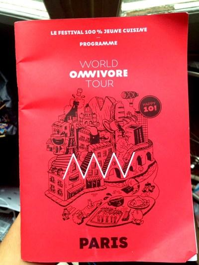 omnivore paris program