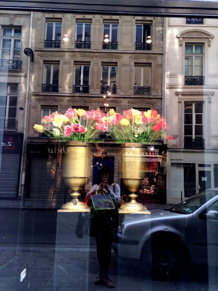 Paris fleuriste