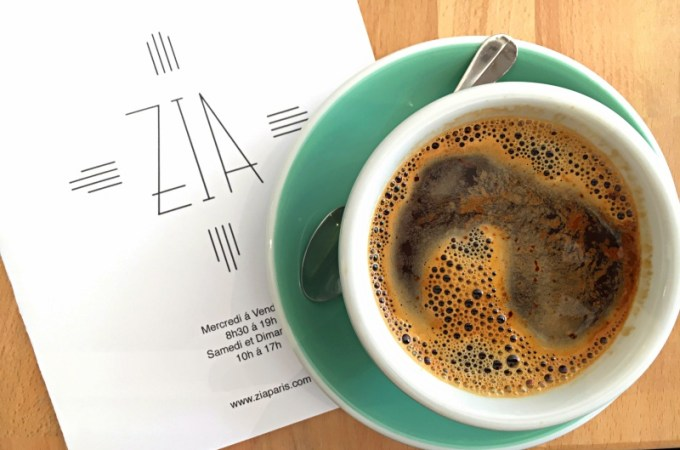 Zia Coffee Paris