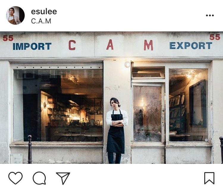 C.A.M. import export restaurant paris