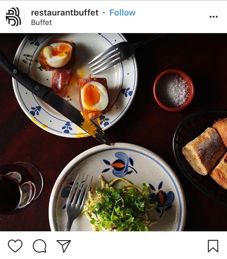 Restaurant Buffet Paris