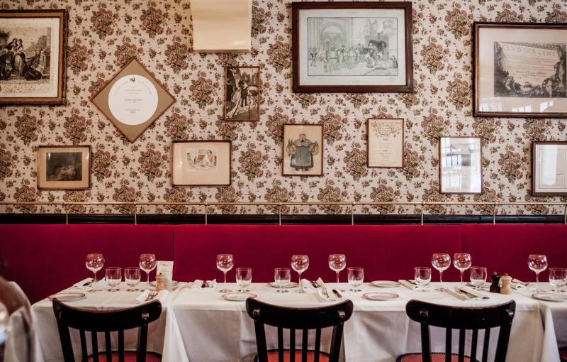 Chez Allard Restaurant Paris