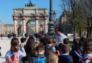 CM1 Paris et l'Antiquité