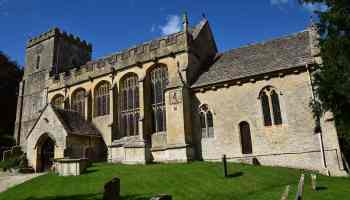 Chedworth Church (Saint Andrew), Gloucestershire