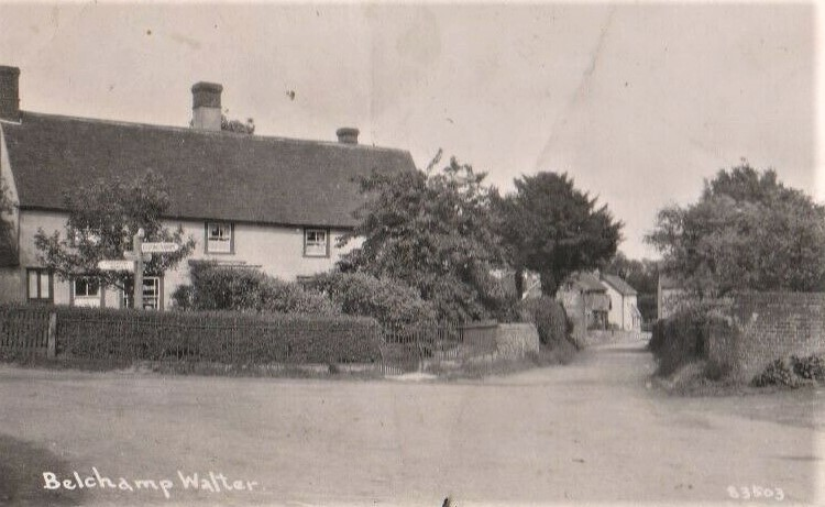 Belchamp Walter, Essex Family History Guide
