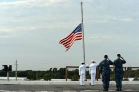 setting a flag