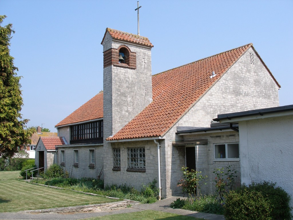 St Edmunds Church, Lanehouse