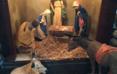 Crib, All Saints Church