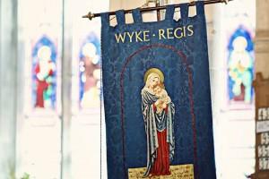 All Saints Church, Banner