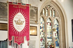 All Saints Church - Banner