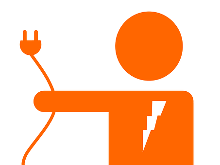 icon for electricity