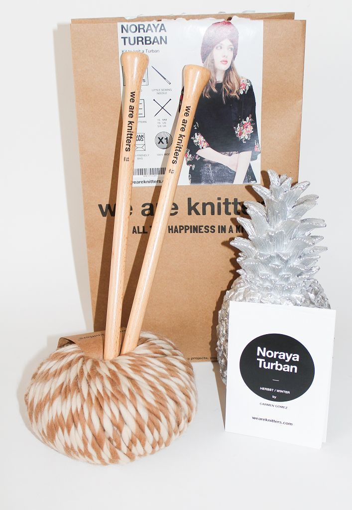 k-We are Knitters Turban Noraya