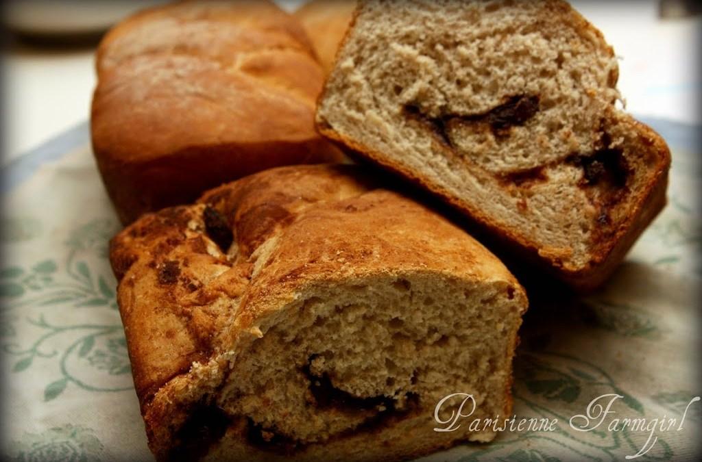Cinnamon Swirl Bread | Parisienne Farmgirl