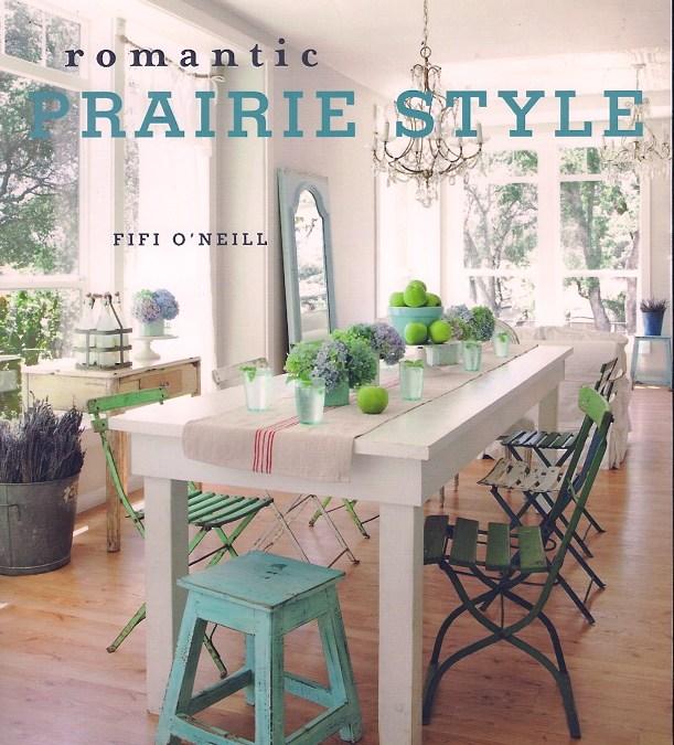 Fifi O'Neill's Romantic Prairie Style