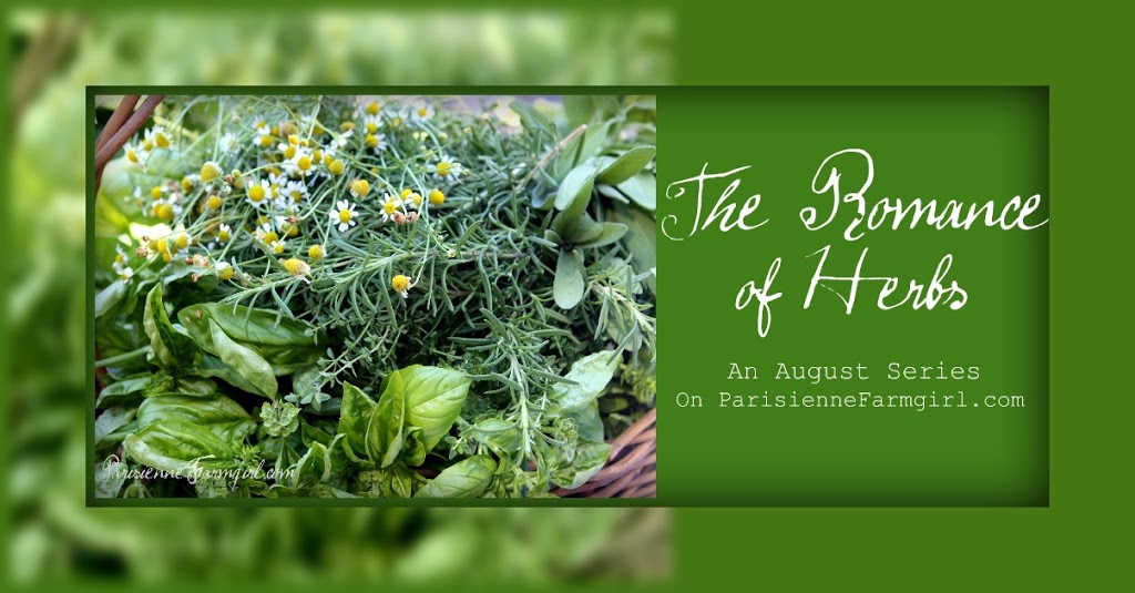 The Romance of Herbs – What Goes with What?