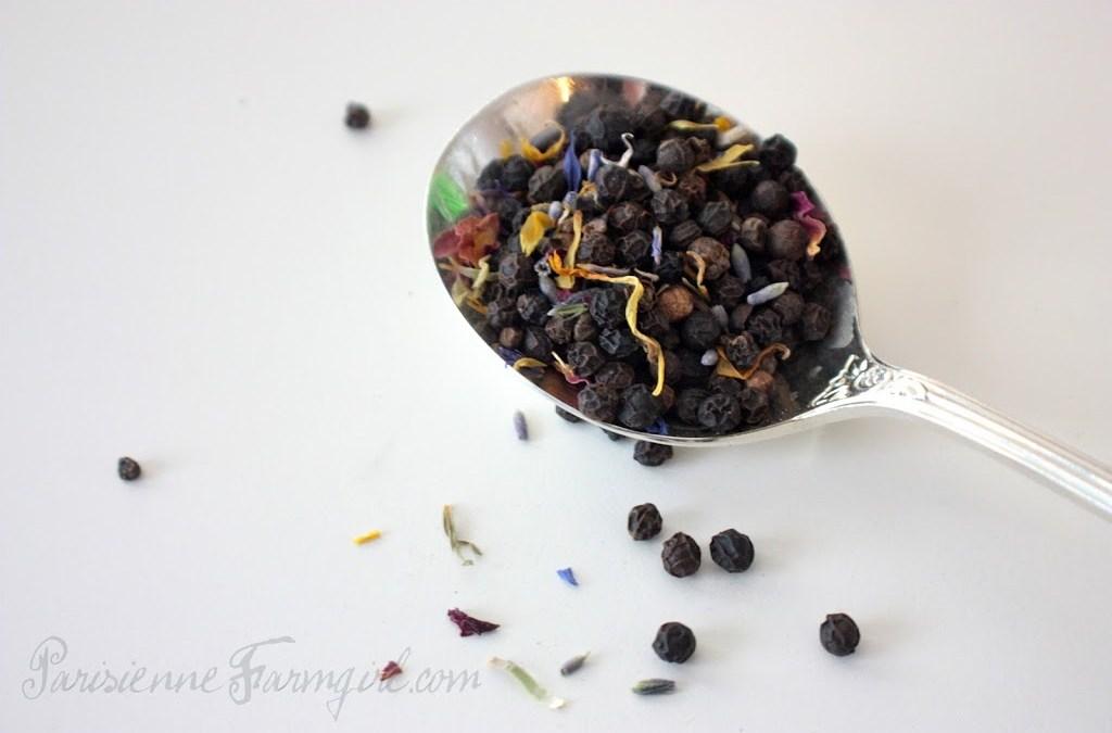 Trader Joe's Flower Pepper? Make Your Own! | Parisienne Farmgirl
