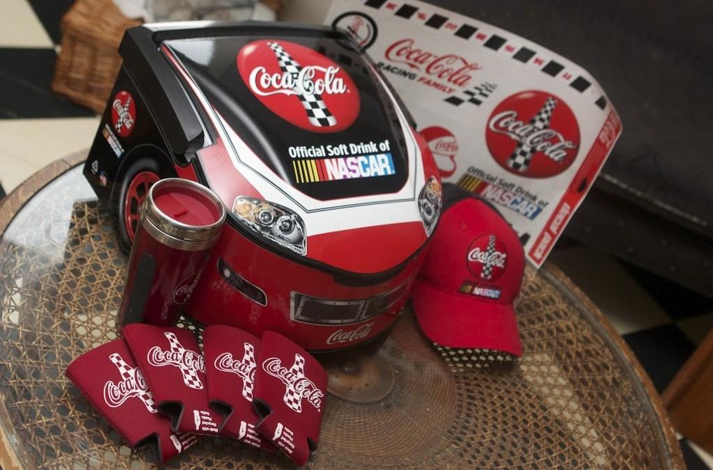 Coke Zero 400 Nascar Giveaway.  Tonight Only!