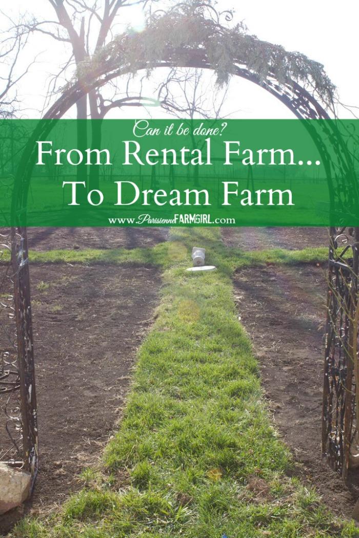 rental farm