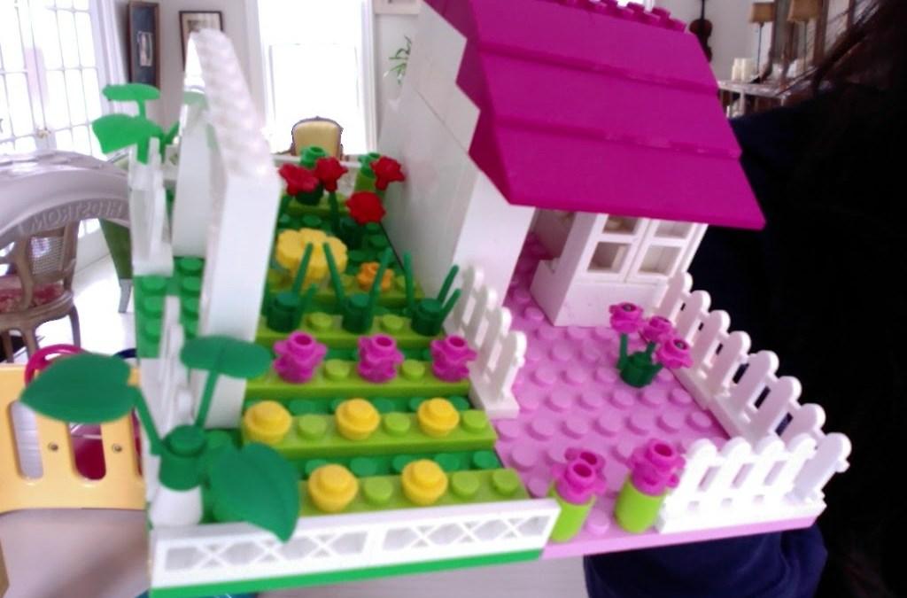Lego My Legos