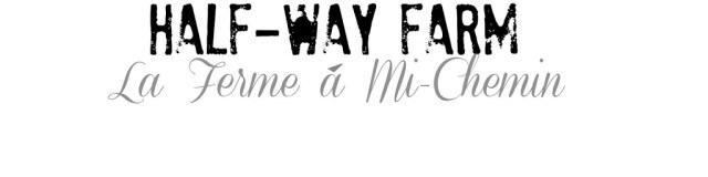 Half-Way Farm logo