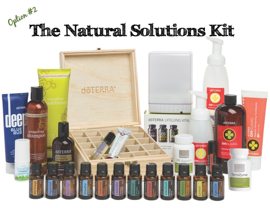 The Natural Solutions Kit