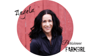 Angela Parisienne Farmgirl