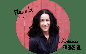 Angela Parisienne Farmgirl