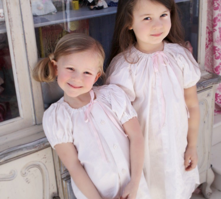 Upcycled Nightgown Tutorial | Parisienne Farmgirl