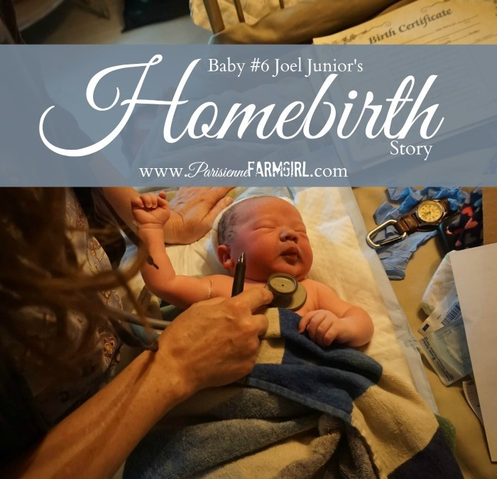 A Homebirth Story