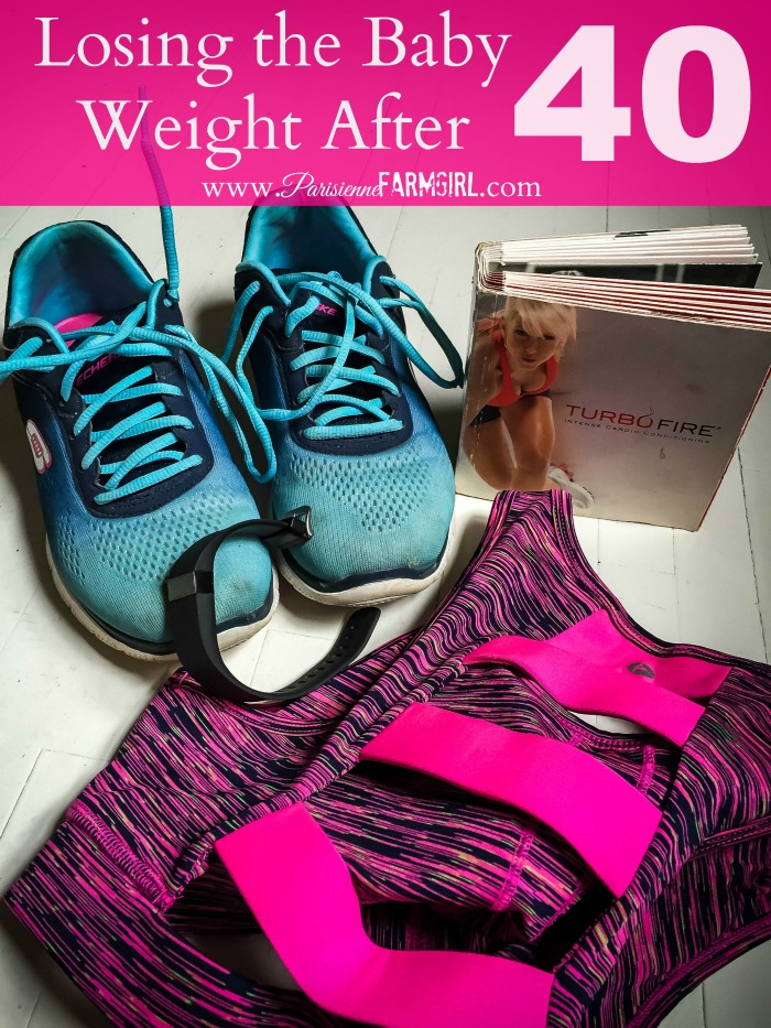 How to Lose Baby Weight after Forty