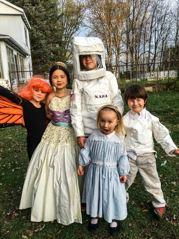 2016 a Year in Review: homemade costume ideas