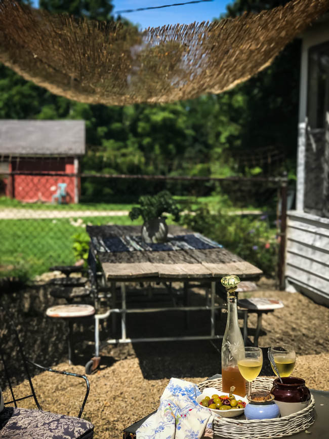 How to Build a Cheap Pergola