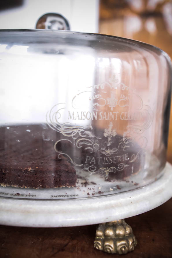 Simple French Chocolate Cake Recipe