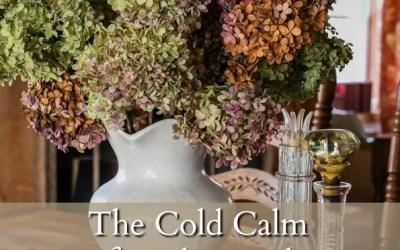 The Cold Calm Before the Garden