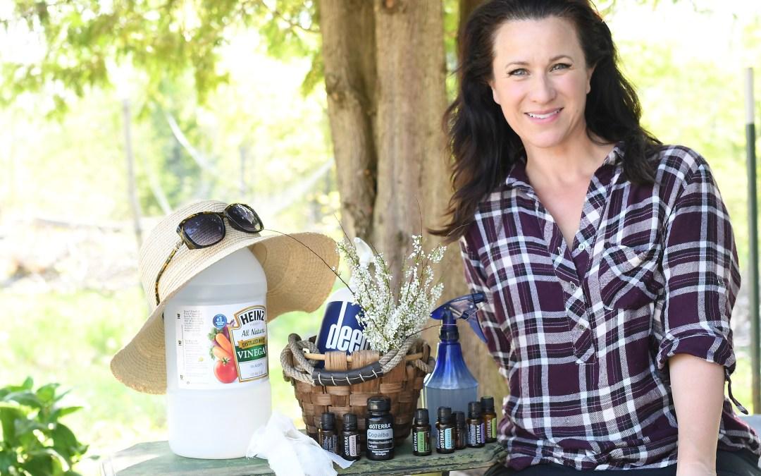 Essential Oils for Gardening
