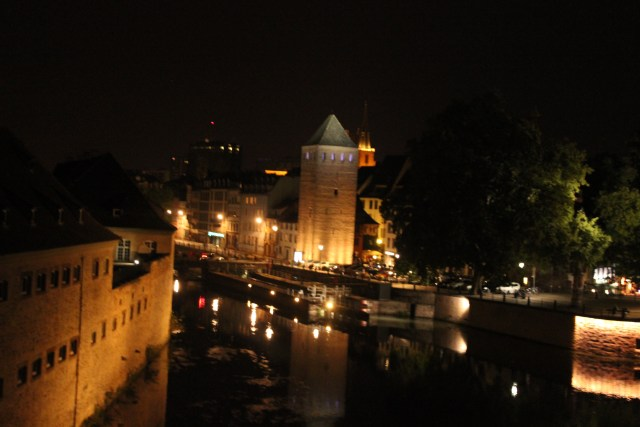 nuit strasbourg petit pont