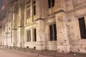 palais de justice impacts balles