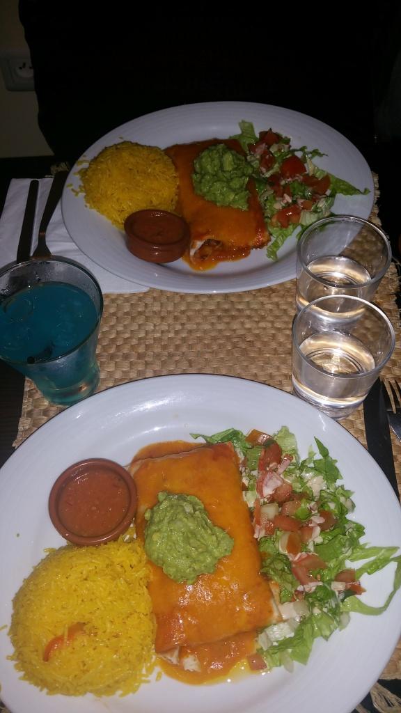 latin fusion burritos royal